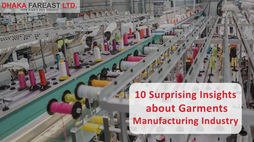 10 Surprising Insights about Garments Manufacturing Industry