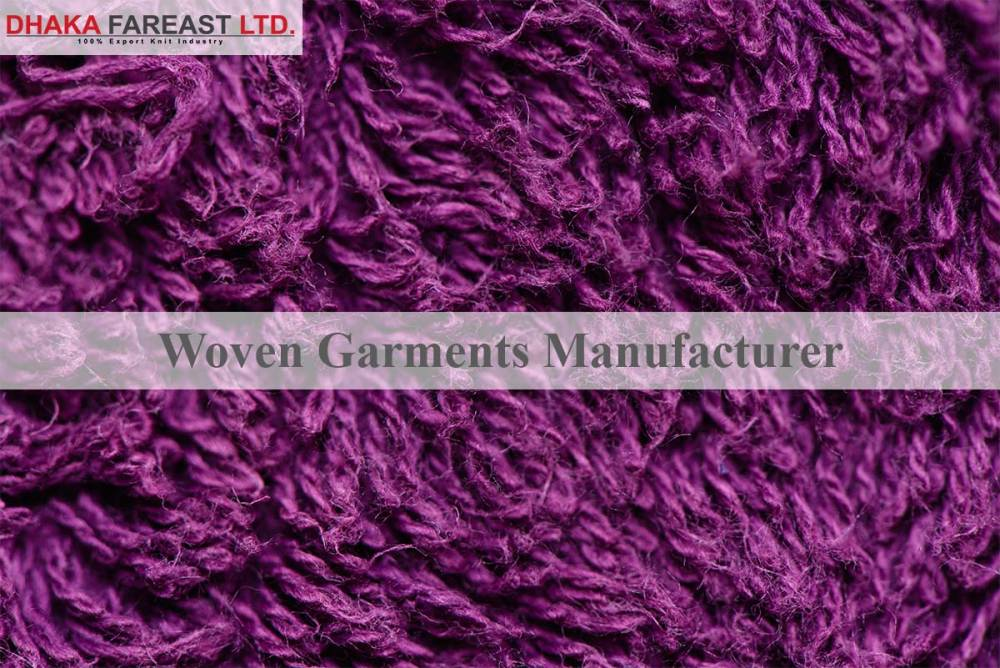 How to Choose a Reliable Woven Garments Manufacturer?