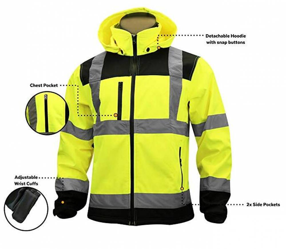4 in 1 Safety Jacket